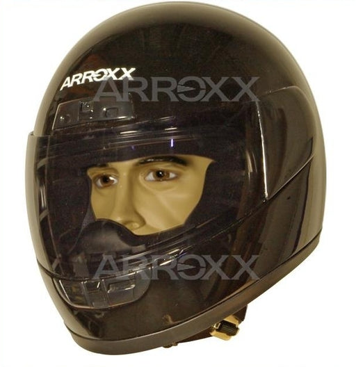 Arroxx Black Helmet