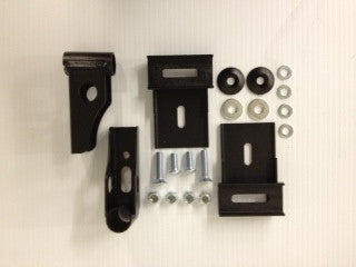 Eurostar Rear Bumper Hardware Kit - Italian Motors USA LLC