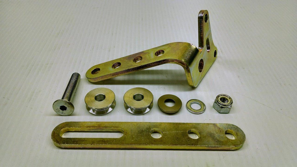 Italkart Exhaust Bracket KIT - Right Side - Italian Motors USA LLC