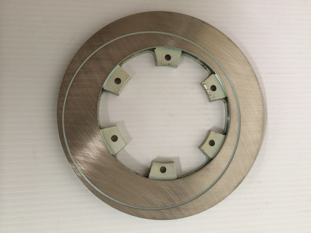 Rear Rotor (200 x 12) Grooved - Italian Motors USA LLC