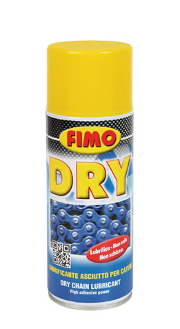 FIMO Dry Chain Lube - Italian Motors USA LLC