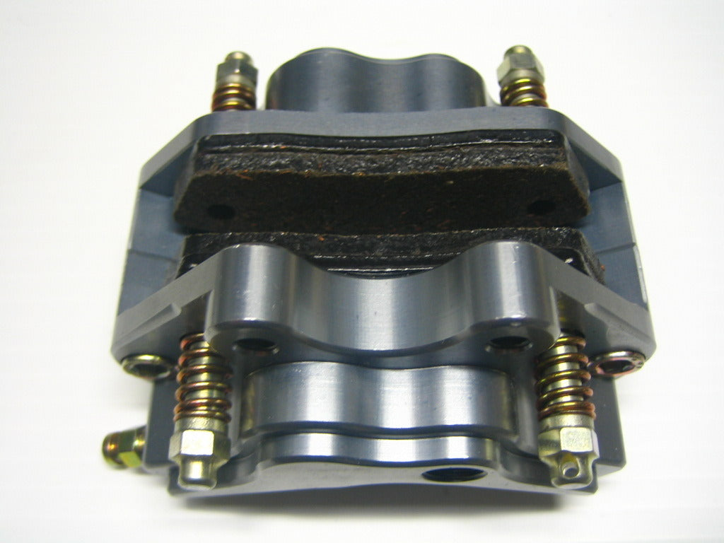 Front Brake Caliper - 4 Piston (FR033) - Italian Motors USA LLC