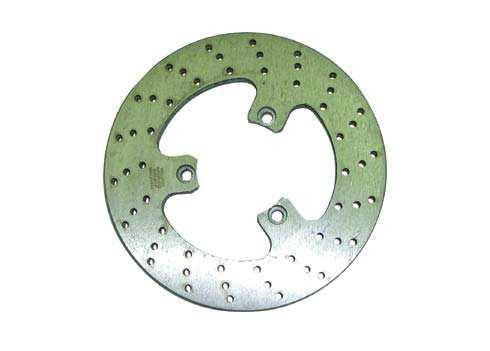 Parolin Front Brake Rotor - Italian Motors USA LLC