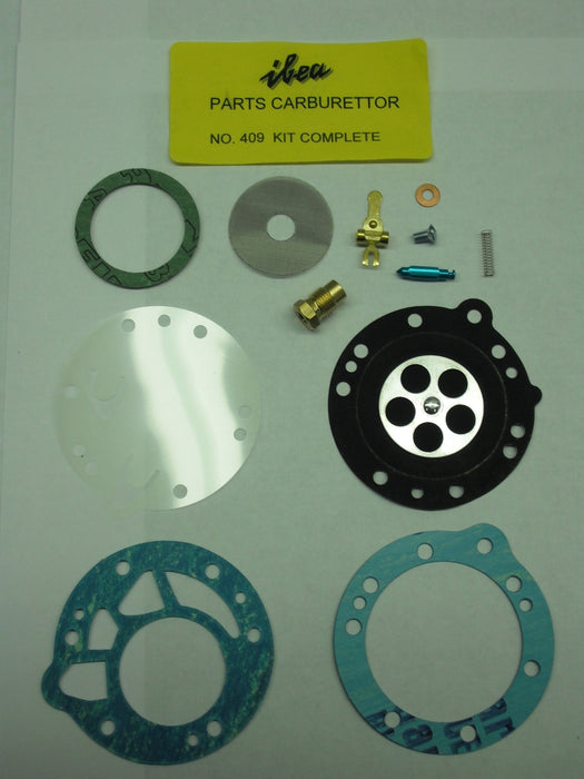 Ibea Carburetor Rebuild Kit - Italian Motors USA LLC