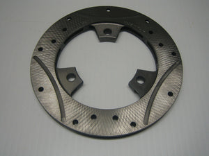 Front Brake Rotor - Intrepid/Praga - Italian Motors USA LLC