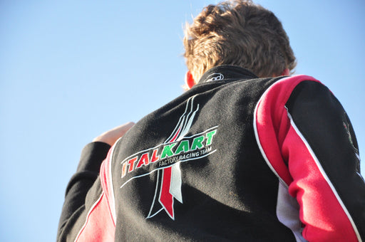 Italkart Team Jacket - Italian Motors USA LLC