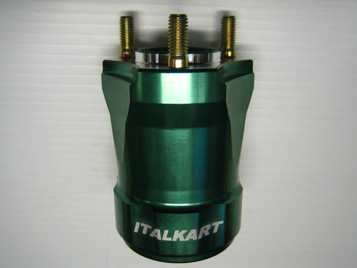 50 x 95mm Rear Hub - Italkart Green