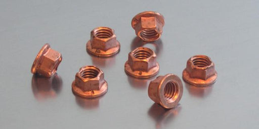 CIK 8mm Wheel Lock Nut - Italian Motors USA LLC