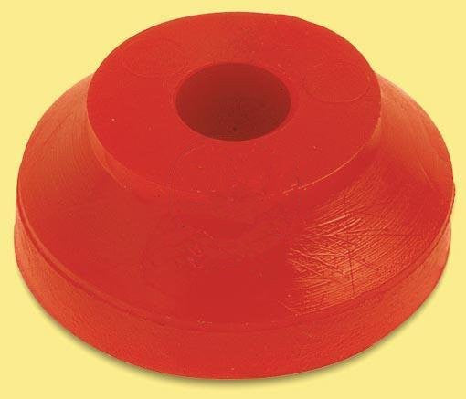 Rubber Tapered Spacer - Red