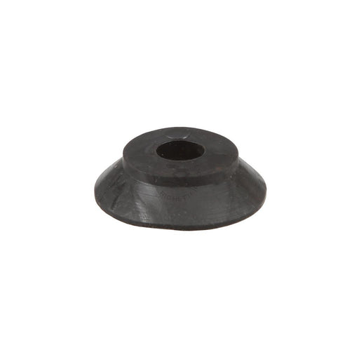 Thin Rubber Tapered Spacer - Black