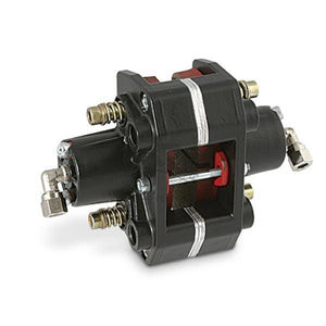 RR 2 Piston Rear Caliper - Italian Motors USA LLC