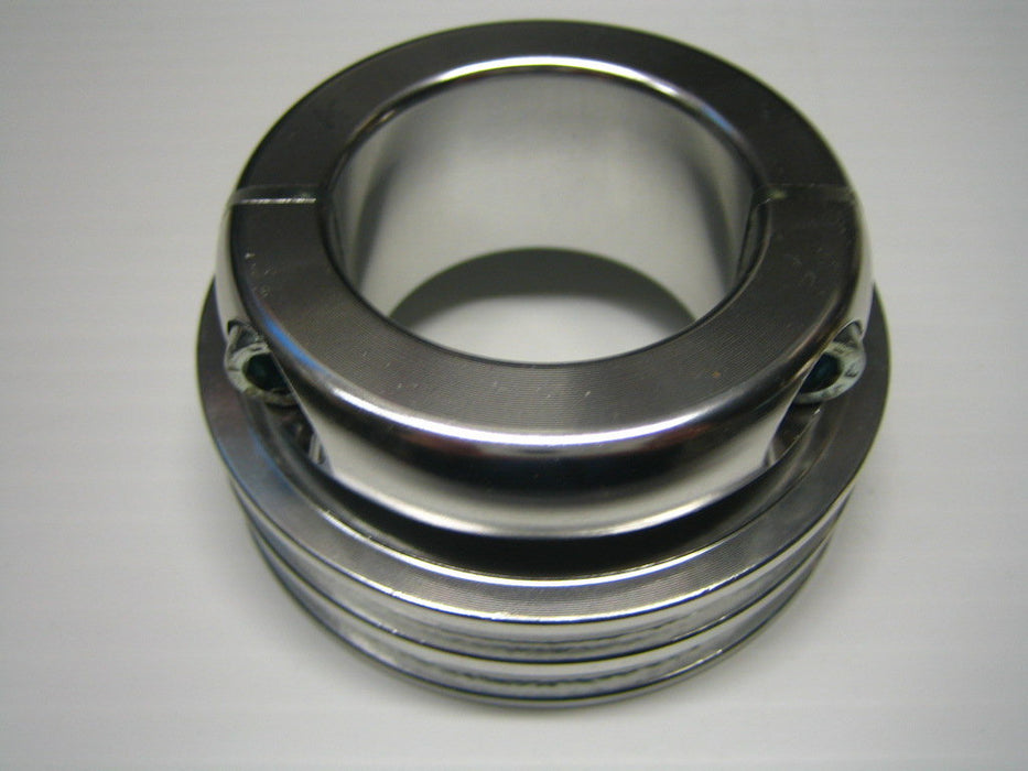 40mm Water Pump Pulley - Silver - Italian Motors USA LLC