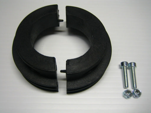 50mm Water Pump Pulley - Plastic