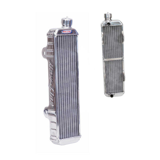 New-Line HOBBY Radiator 120mm x 430mm x 40mm 1.4 kg. - Italian Motors USA LLC