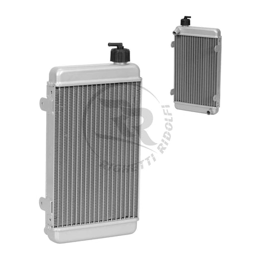 Aluminum Radiator - 355 x 205 x 34mm