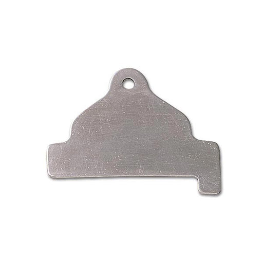 Righetti Rear Brake Shim - Italian Motors USA LLC