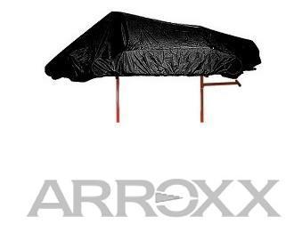 Arroxx Kart Cover - Black