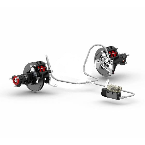 Complete Front Brake System - Speed Series