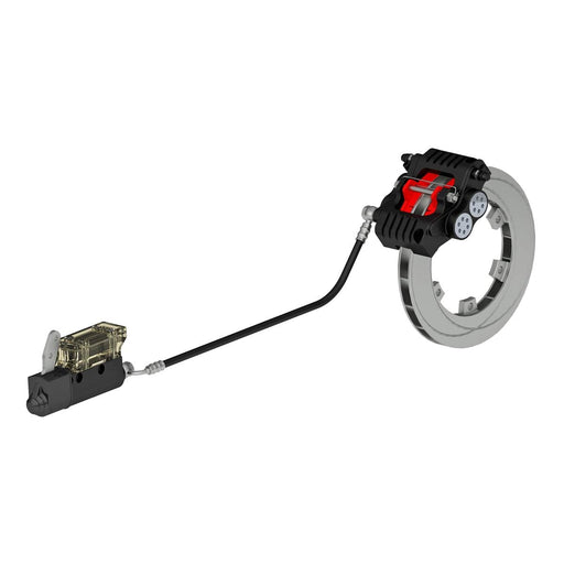 Complete Rear Brake System - Speed E2 WP