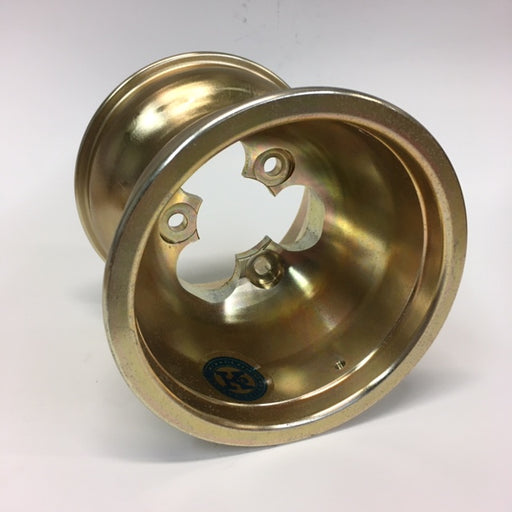 Magnesium Wheel Set - 130mm