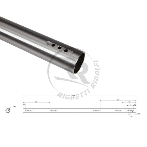 40mm x 1040mm Hard Axle