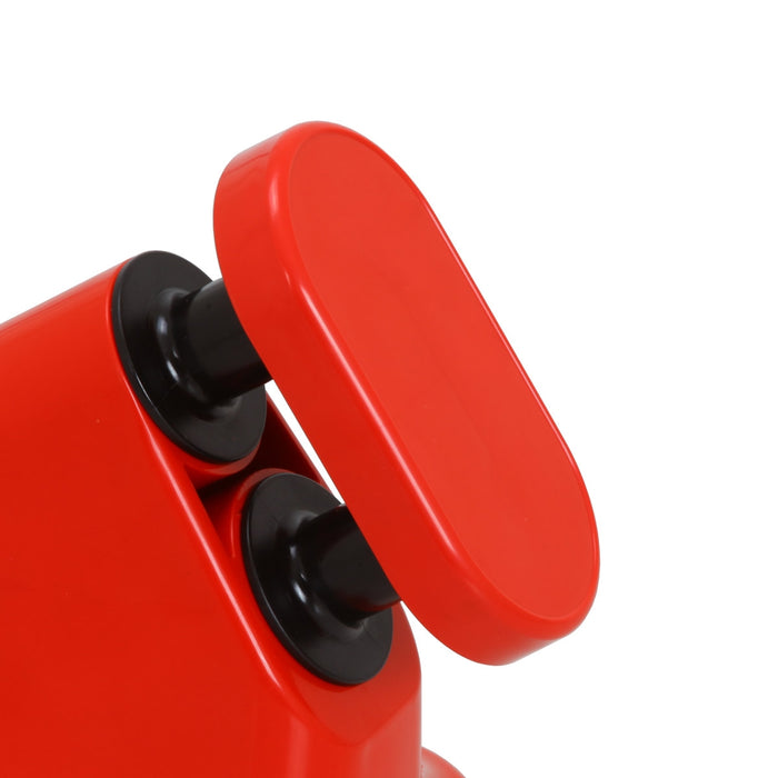 Air Box Tube Cover - 32/30mm Red