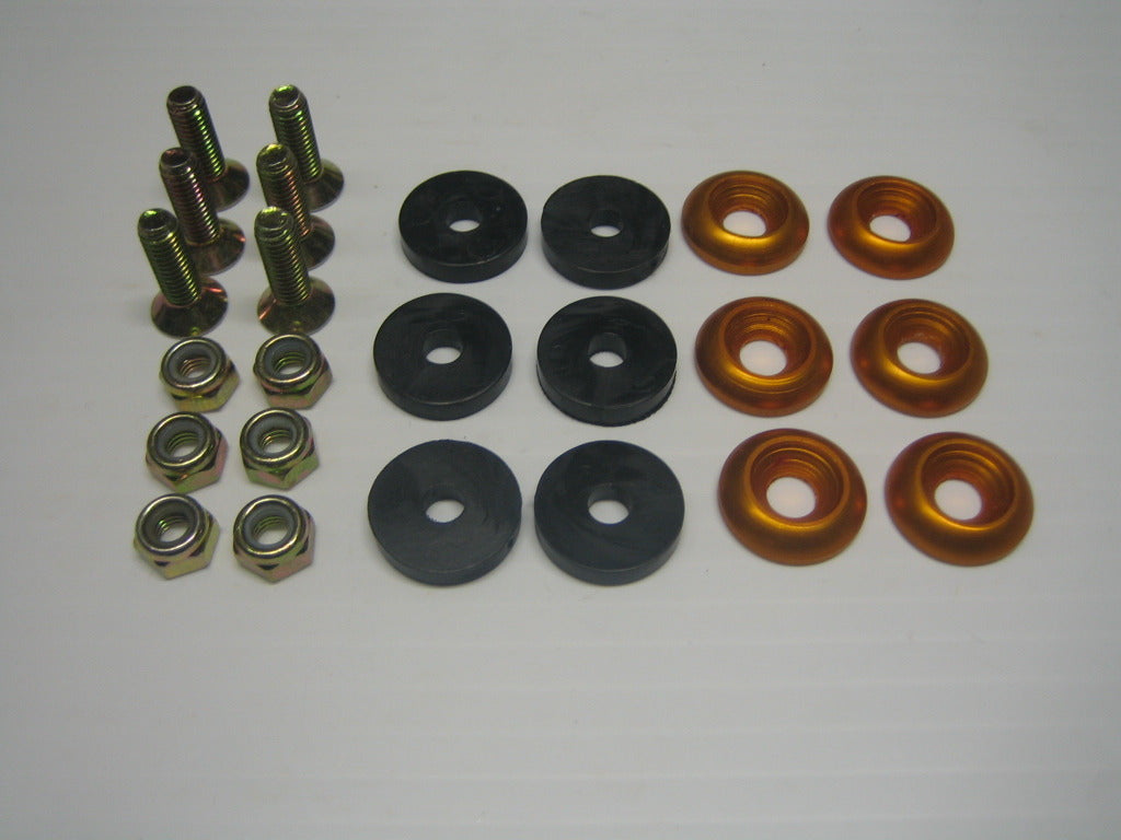 Hardware Kit for Floorpan - Older