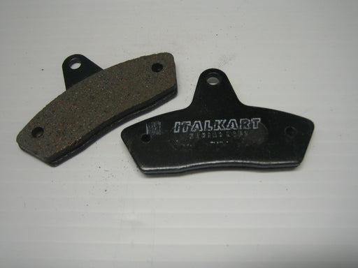 Front/Rear Brake Pad - Italian Motors USA LLC
