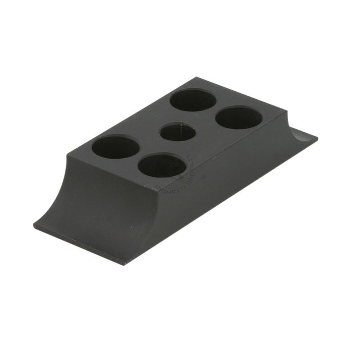 Motor Mount Lower Bracket - Black - Italian Motors USA LLC