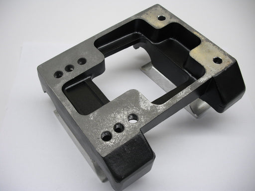32 x 92 Engine Mount - Black Magnesium