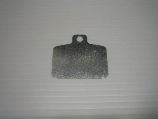 Brake Shim (0.5mm) for Rear Caliper - Italian Motors USA LLC