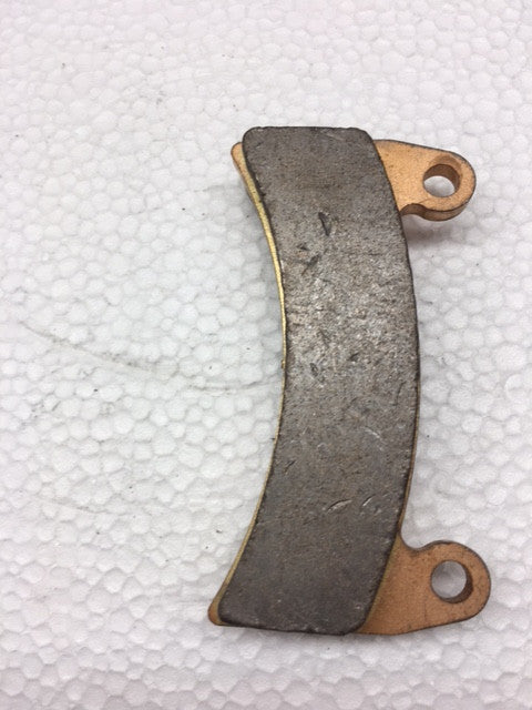 Middle Brake Pad - Evo 5+ - Italian Motors USA LLC