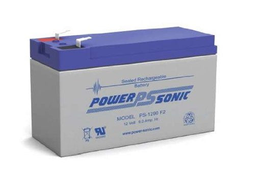 PS Aftermarket Battery 12V/9 AH (F1 Terminals) - Italian Motors USA LLC