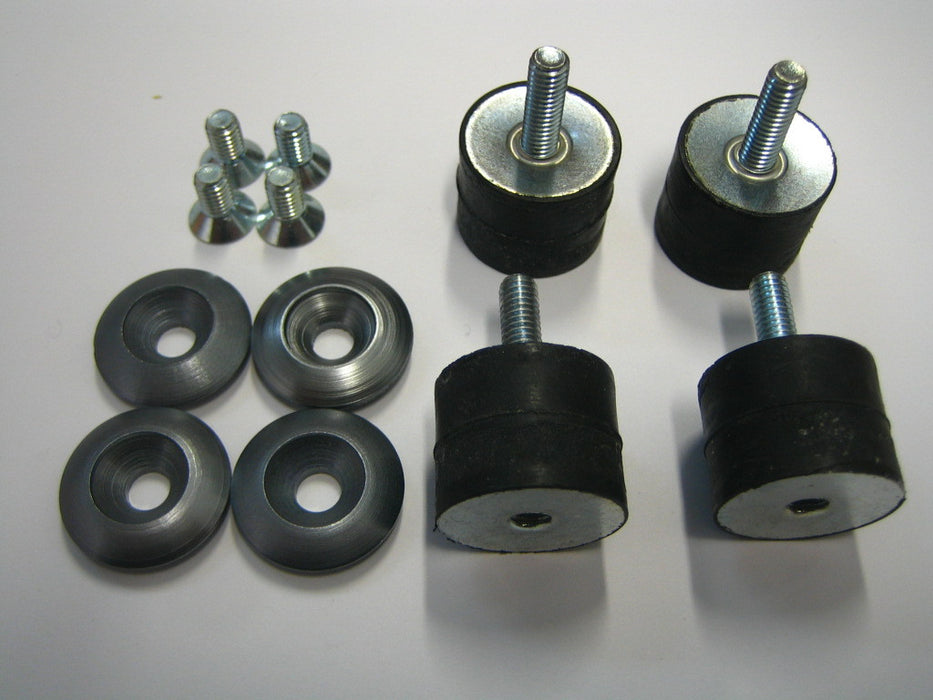 Radiator Bolt Kit - Italian Motors USA LLC