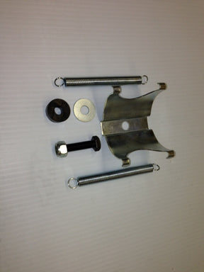 IAME Complete Silencer Cradle