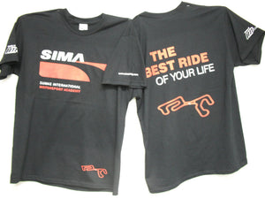 SIMA T-Shirt - Italian Motors USA LLC