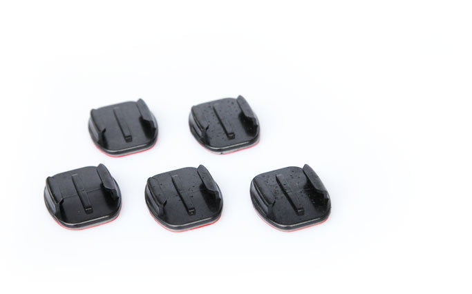 Go Pro Flat Adhesive Mounts - Italian Motors USA LLC