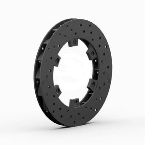 Rear Rotor (200 x 18) Holed - Italian Motors USA LLC