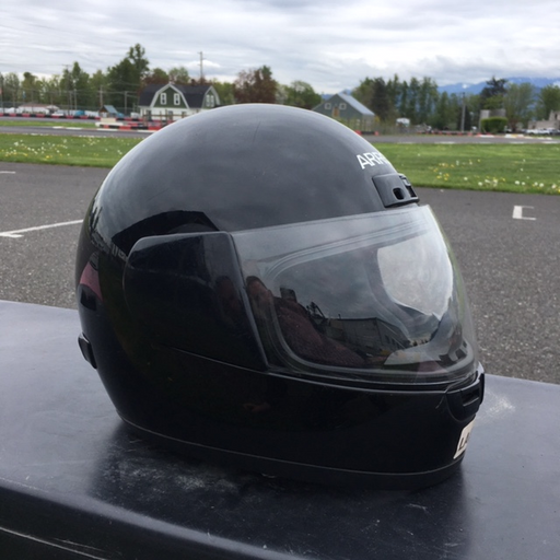 Used Black Arroxx Helmets