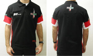 Italkart Team Polo Shirt - Italian Motors USA LLC