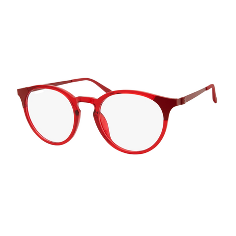 Eco Thala red glasses sunglasses