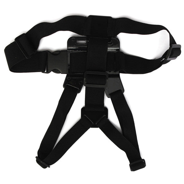 6 In 1 Chest Harness Head Strap Mount Monopod Tripod Adapter For Gopro Xiaomi Yi SJcam