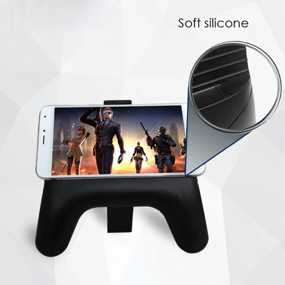 F2s Phone Radiator Game Handle Mini Cooler Cooling Phone Stand with Built-in 2000mAh Power Bank