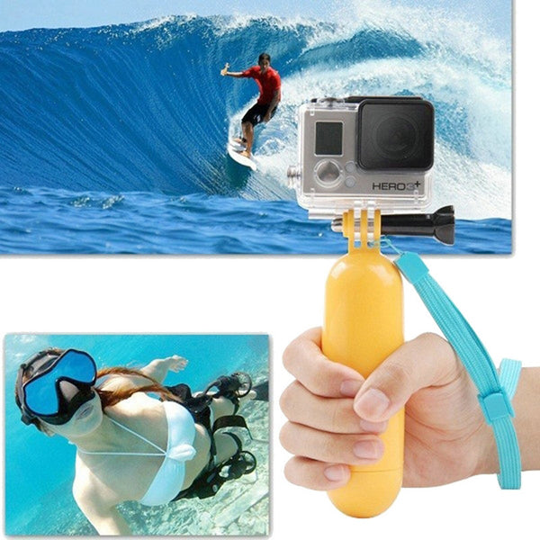PULUZ Monopod Float Bobber Quick Release Buckle For Gopro SJCAM Xiaomi Yi Action Camera