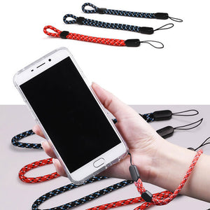 Adjustable Wrist Strap Hand Lanyard for Phone iPhone Samsung Camera GoPro USB Flash Drives Keys ID Card key cord keychain