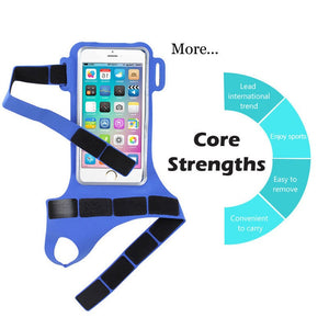 Outdoor Universal Jogging Waterproof Sport Running Sport Armband For iPhone 7 8 Plus X