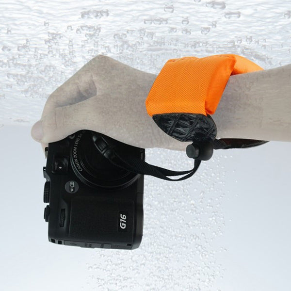 PULUZ Diving Swimming Floating Bobber Hand Wrist Strap for Gopro SJCAM Xiaomi Yi Action Camera