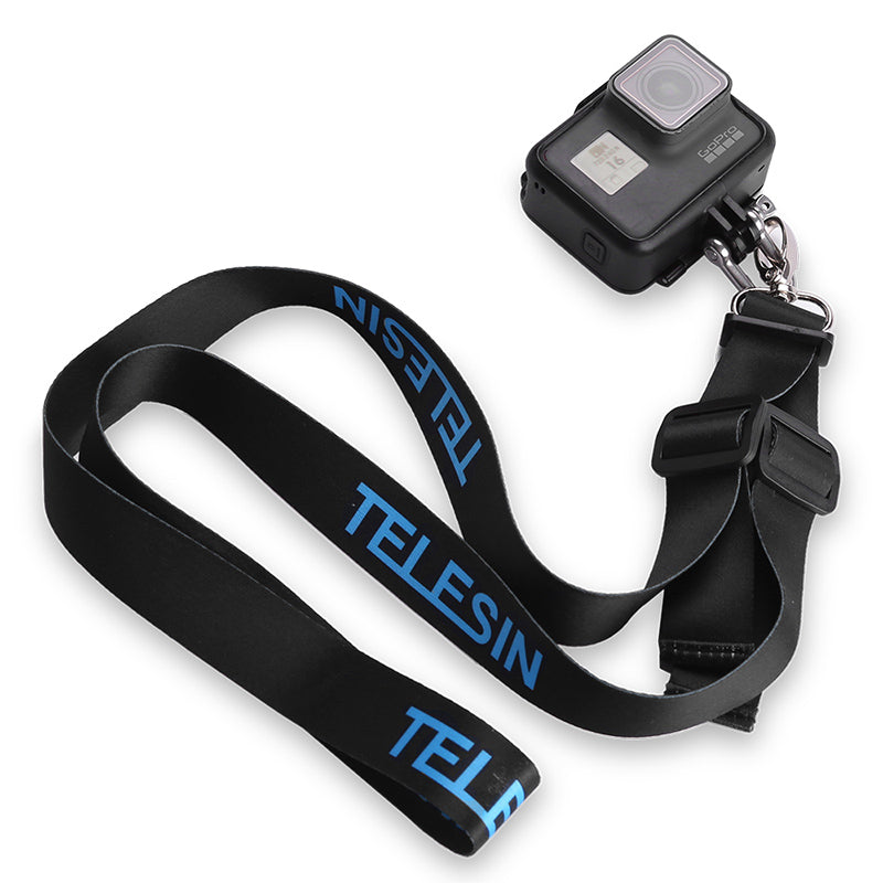 TELESIN Neck Strap Buckle for Gopro SJCAM Xiaomi Yi Accessories
