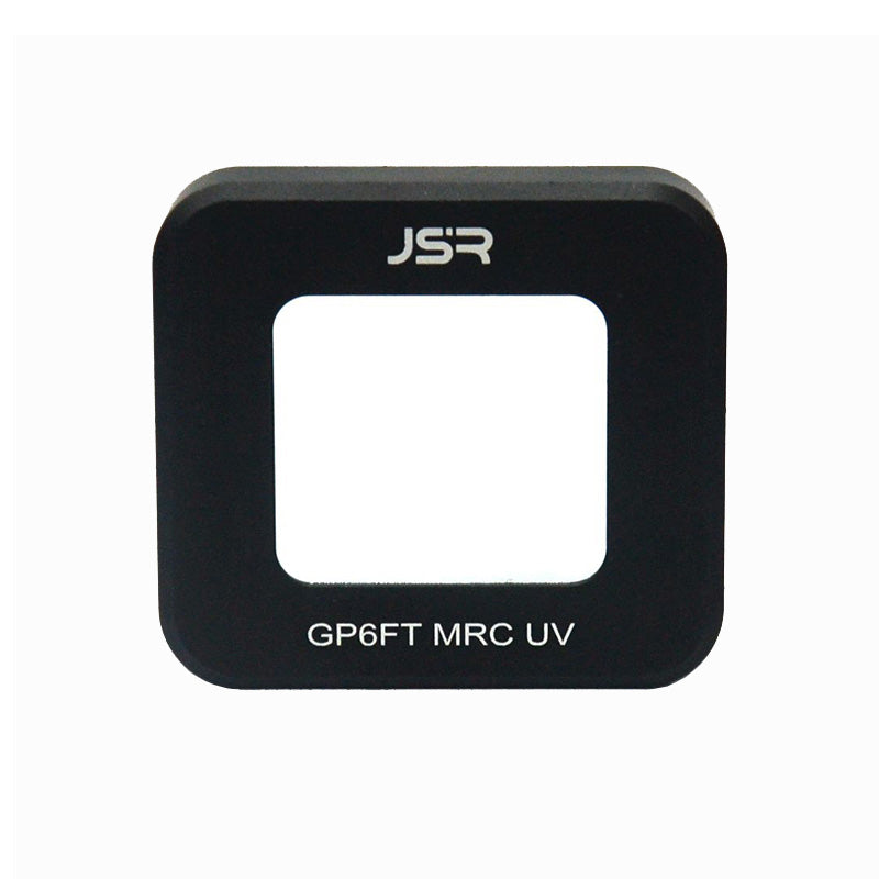 JSR UV Lens Filter Cover for Gopro 6 5 Sport Camera Original Waterproof Case