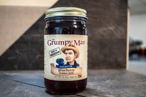 Blueberry Pepper Jelly